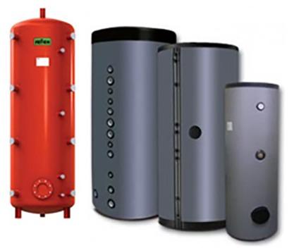 тепловой аккумулятор отопительной системы