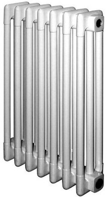 стальной радиатор трубчатой конфигурации