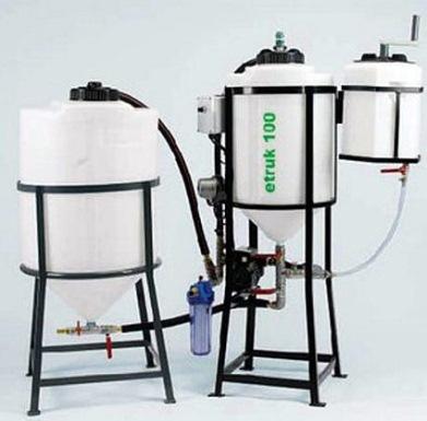 емкости для производство биодизеля в домашних условиях
