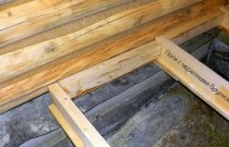 утеплить деревянный пол
