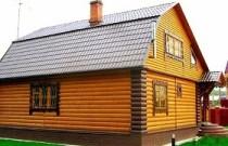 отделка жилого дома