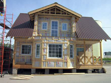 базальтовая вата для внешнего утепления дома