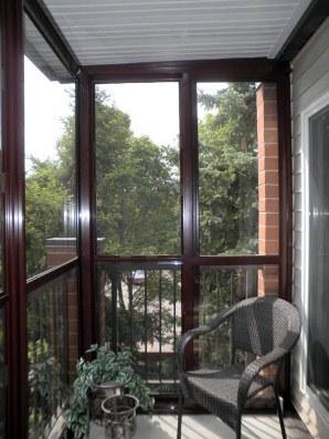 утепление панорамного балкона