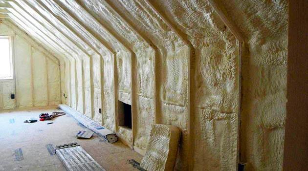 вспененный полистирол для утепления зданий