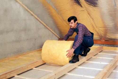 утепления деревянного пола минватой