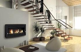Как сделать биокамин для квартиры