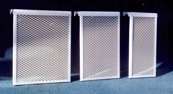 декоративные решетки для батарей