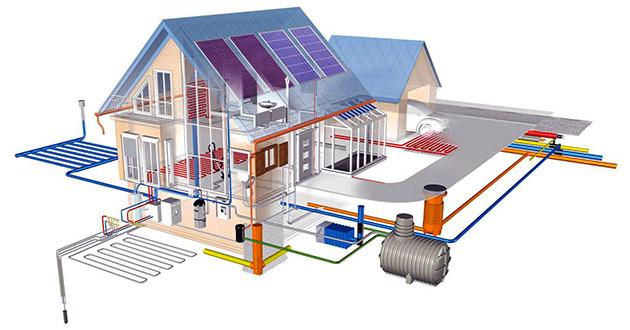 инновационные решения систем отопления