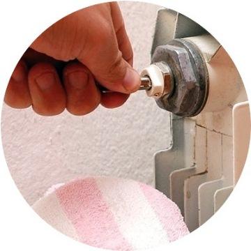 залив антифриза в систему отопления дома своими руками