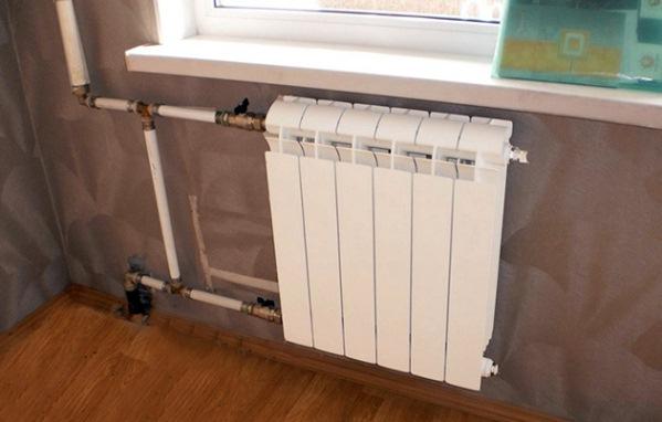 замена системы отопления в квартире своими руками